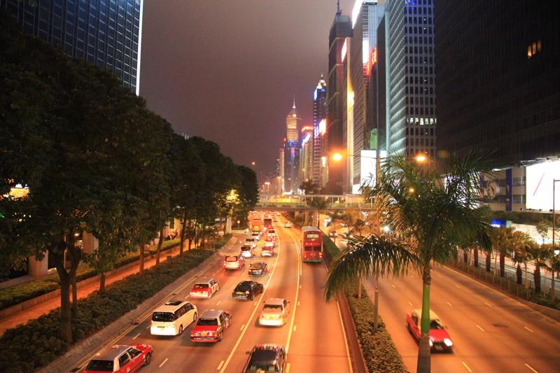 Моё путешествие в Гонконг