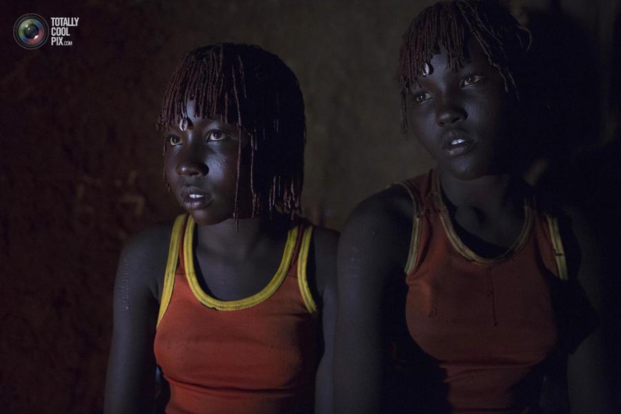 Африканский народ покот и ег…