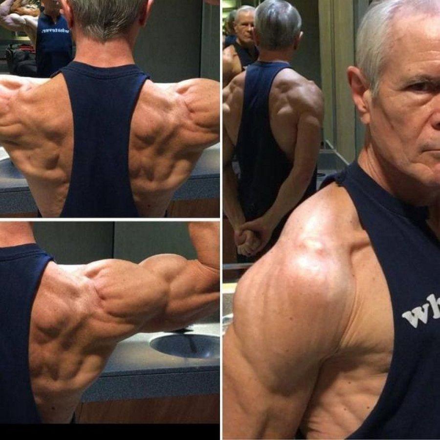 68-летний морпех может горди…