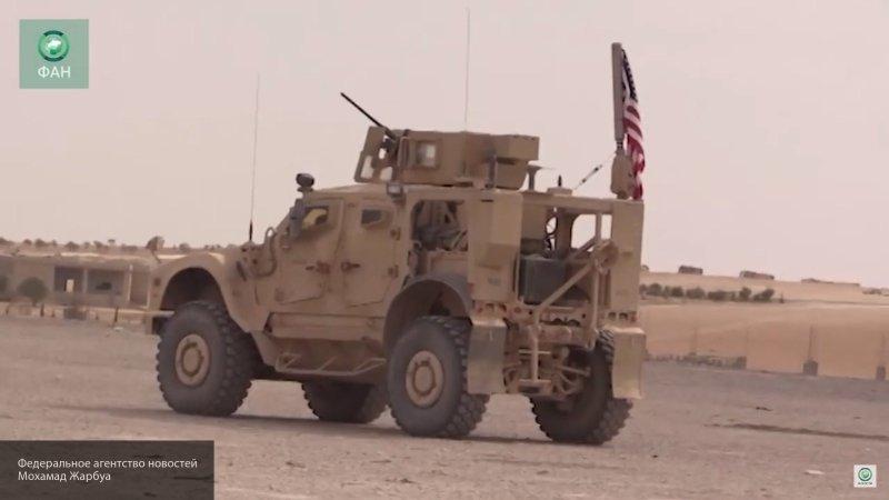 Войска РФ и САР заняли базу США в Манбидже после начала операции Турции против курдов