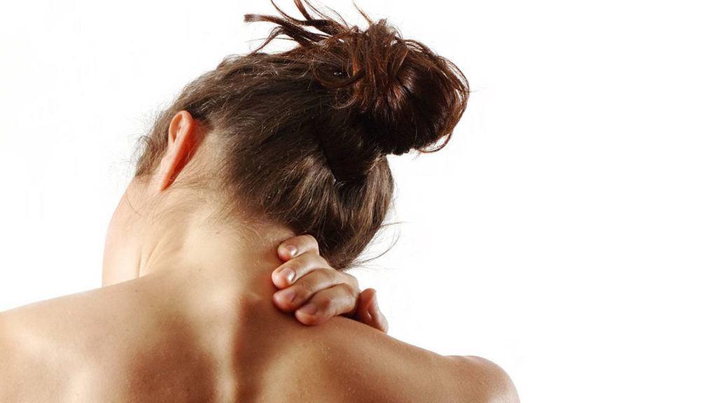 Шейный остеохондроз сильные боли в шее фото