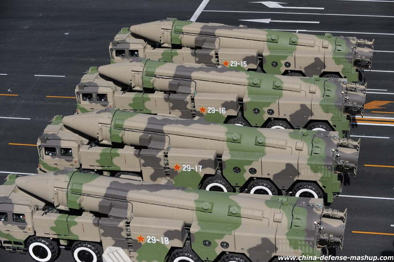 Пять китайских систем вооруж…