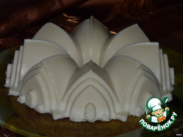 Десертный вихрь. Бланманже (3)