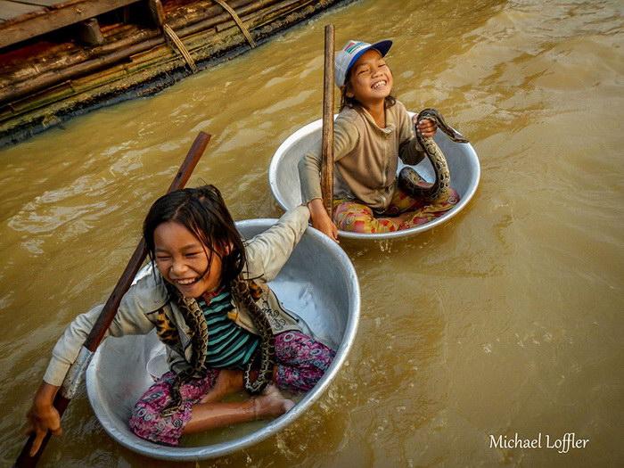 Кругосветное путешествие фотографа Michael Loffer
