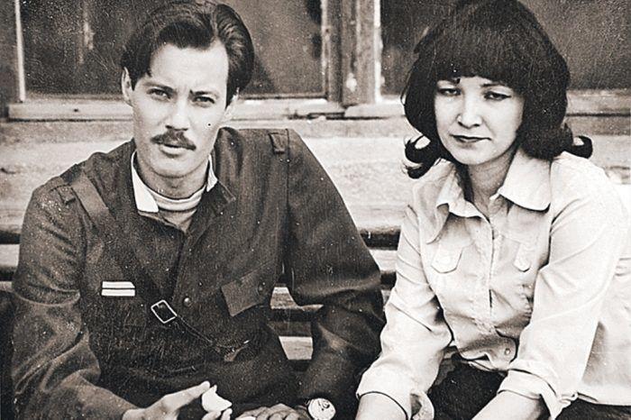Семейное счастье Владимира и Аллы Конкиных, вынесенное на женских плечах.