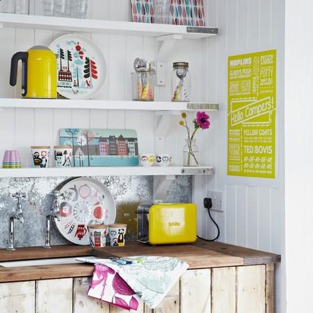5 стильных идей для яркого, но бюджетного преображения кухни фото 3