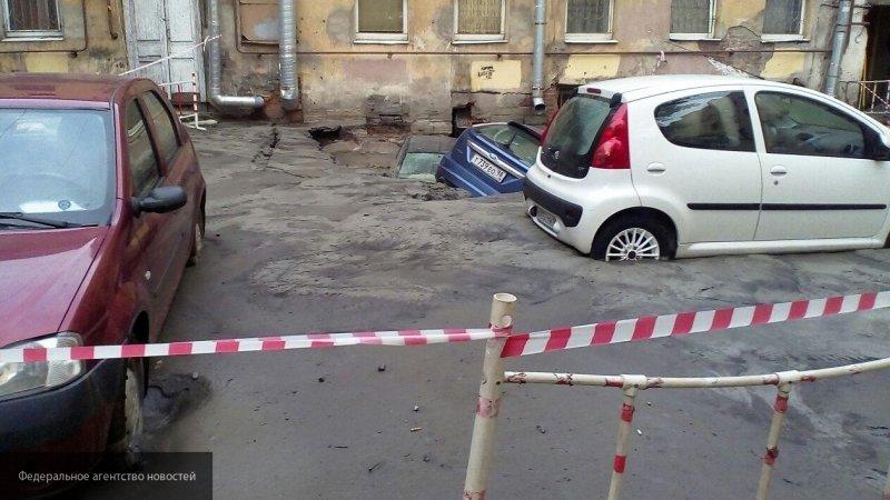 Появились фото с места трагедии, где заживо сварились два петербуржца