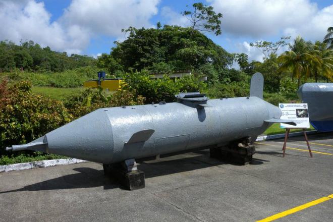 Самодельниые подводные лодки колубмийских контрабандистов