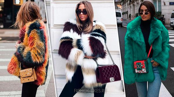 Как носить самую модную вещь сезона — шубку из искусственного меха: 6 лучших идей