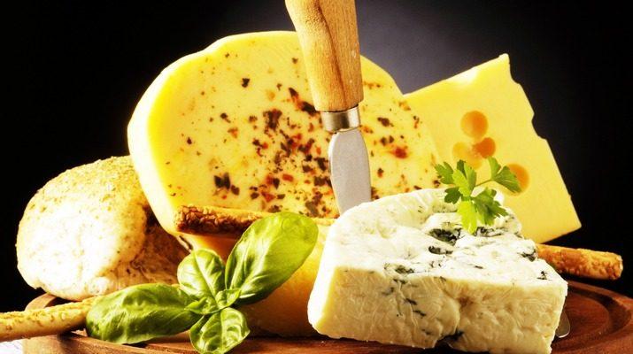 5 интересных фактов о пользе сыра