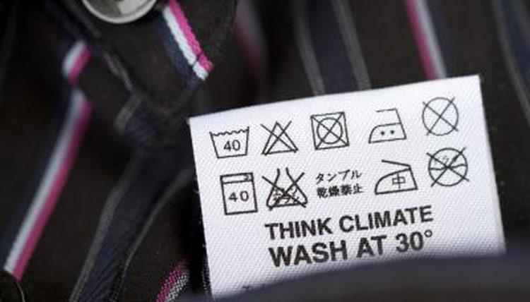 Значки на ярлыках одежды: расшифровка символов, обозначения, советы по уходу и стирке