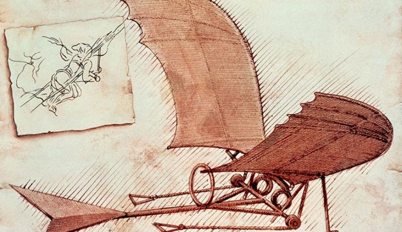 Революционные идеи Леонардо да Винчи