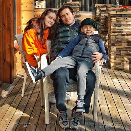 Александр Кержаков выиграл в суде у первой жены, которой задолжал несколько миллионов по алиментам Звездные пары