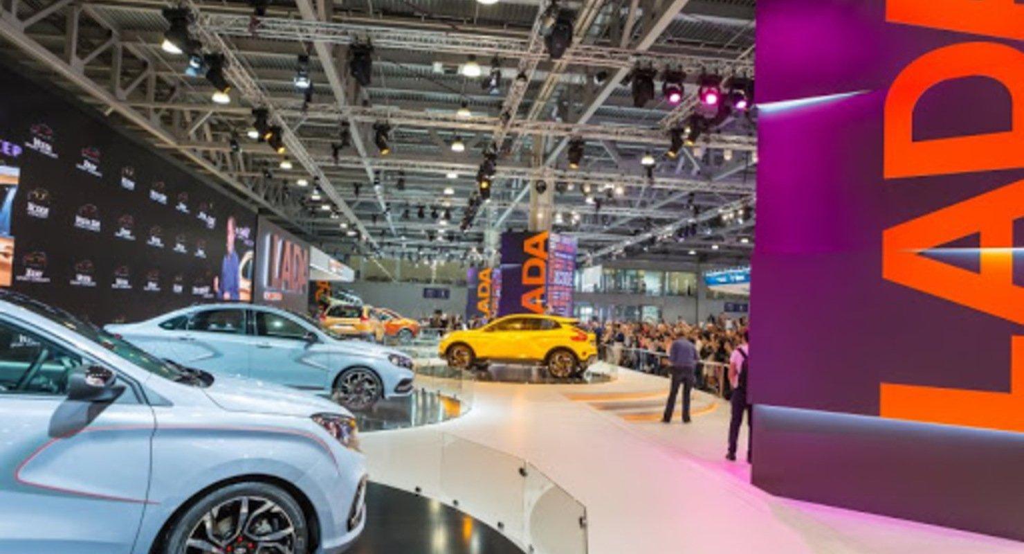 Авто LADA с 1 мая стали дороже на 9–30 тысяч рублей Автомобили