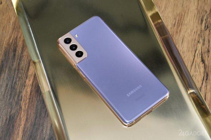 Samsung презентовала новые флагманы Galaxy S21 и Galaxy S21+ по цене от 850 евро видео,гаджеты,мобильные телефоны,наука,смартфоны,телефоны,техника,технологии,электроника