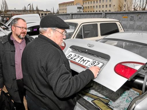 Автомобили в Крыму: годовой отчет