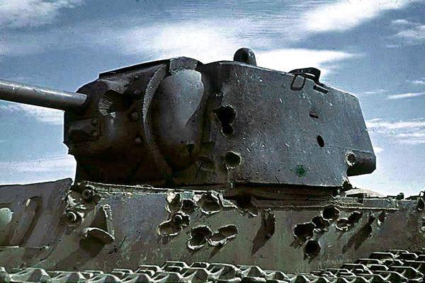 Как советские танкисты восстали из мёртвых и угнали немецкий танк