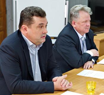 О визите председателя союза журналистов России Владимира Соловьева в Красноярск