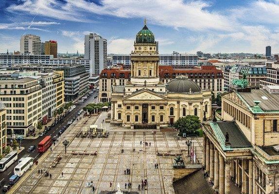 Политический раскол в Герман…
