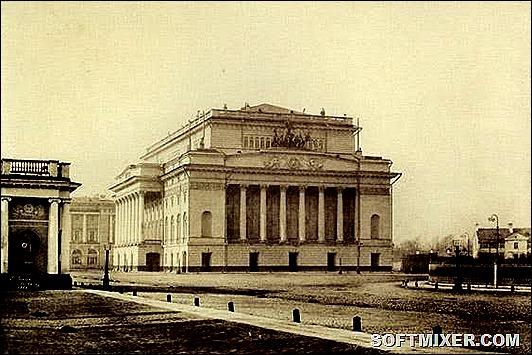 Петербург в фотографиях XIX века