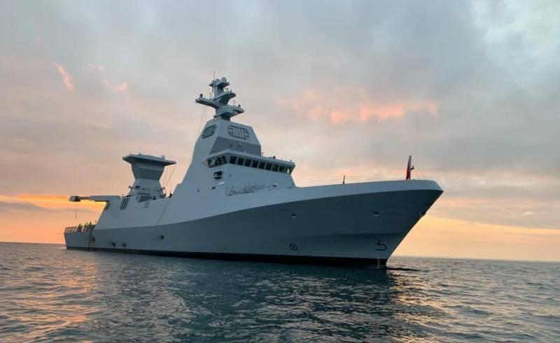 «Отразим любую угрозу»: ВМС Израиля дождались первого нового корвета вмф