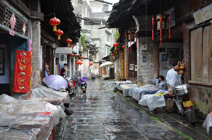 ТОП-10 поразительных древних городов Китая