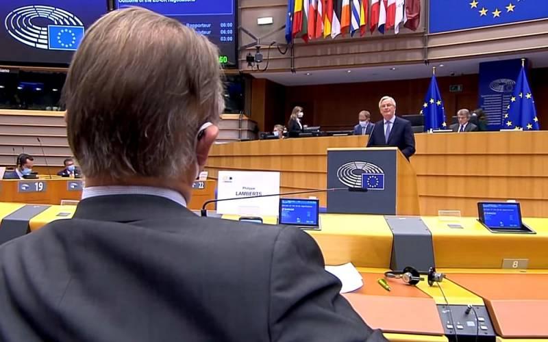 Вторжение на Украину: Европарламент выдвинул России беспрецедентный ультиматум