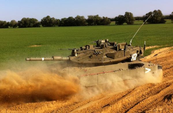 Самый защищенный танк мира и…