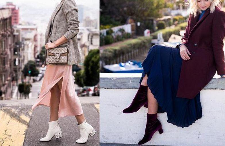 Весенняя юбка-миди: 24 потря…