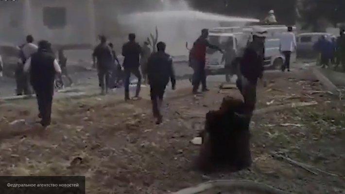 Бунты против союзников США в регионах САР: терпение сирийцев не безгранично