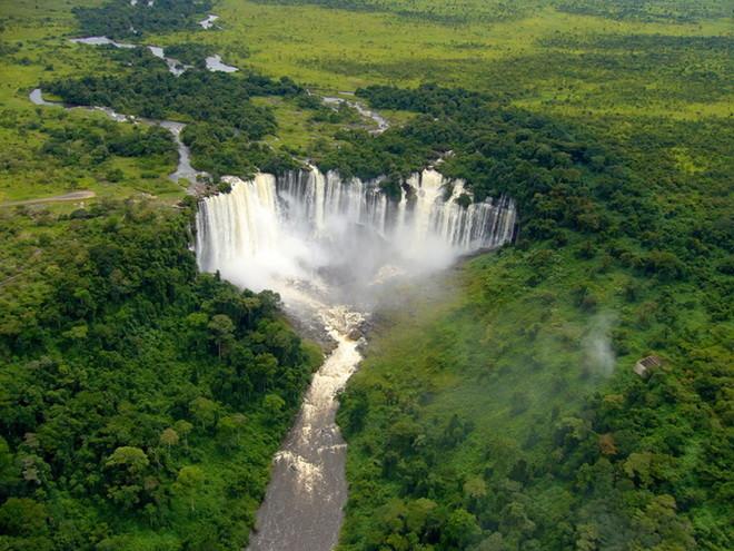 Водопад Каландула | Мир путешествий