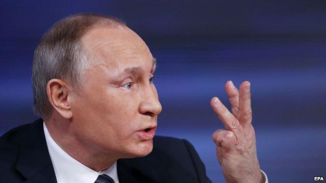 """Путин устал, либо немножко …"