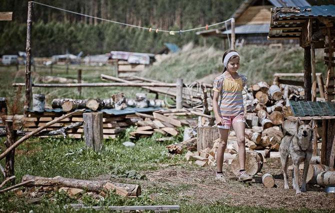 Репортаж из экопоселения