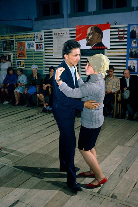 Без политики: какой увидел жизнь в СССР фотограф National Geographic Дин Конгер