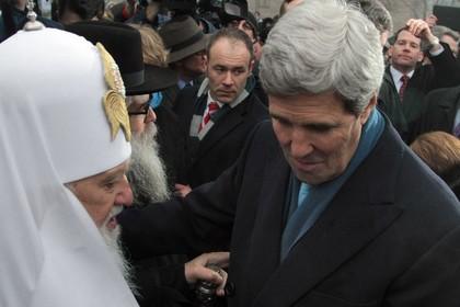 Украинский патриарх Филарет сравнил декларацию Кирилла и Франциска с Мюнхенским сговором