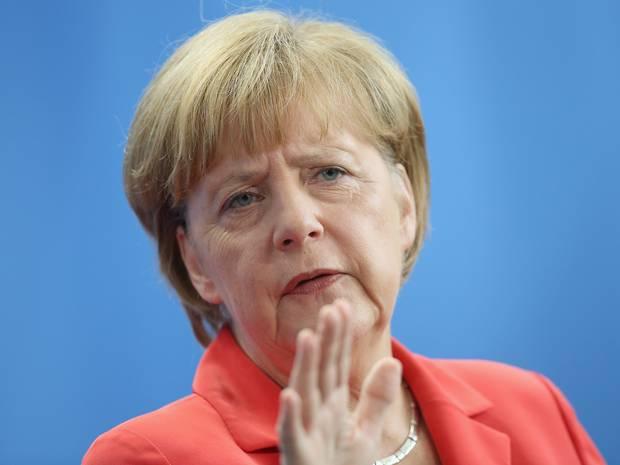 Меркель выступила против однополых браков