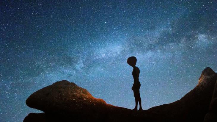 Кладбище инопланетян загадки