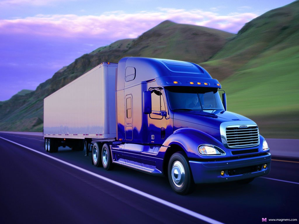 В кабине - как дома. Самые крутые грузовики грузовик, кабина, комфорт