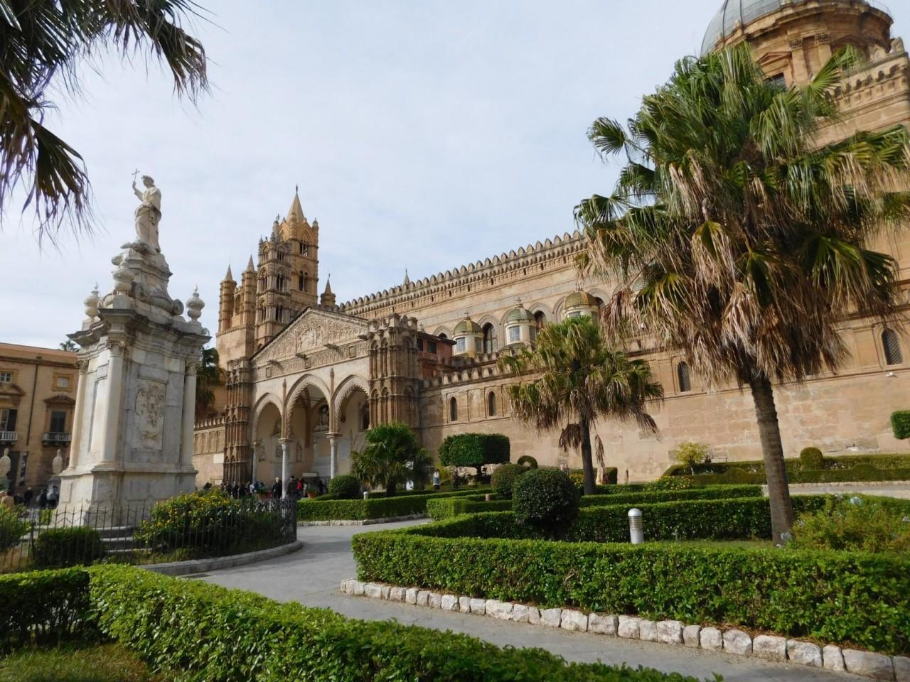 Средиземноморский круиз. Часть 5. Палермо (Сицилия)