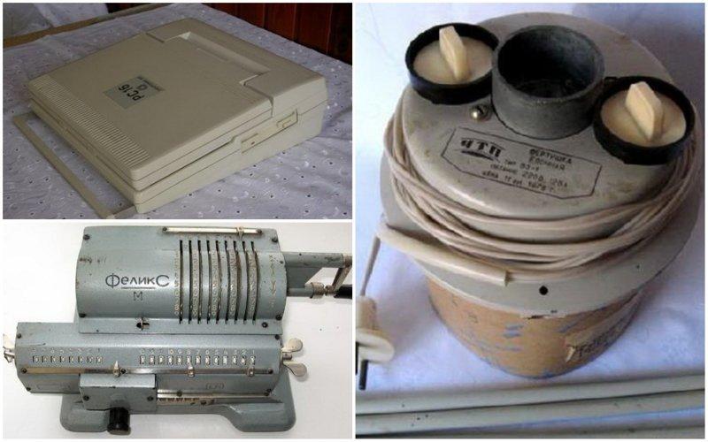 Попробуйте догадаться, как использовали эти вещи, родом из СССР