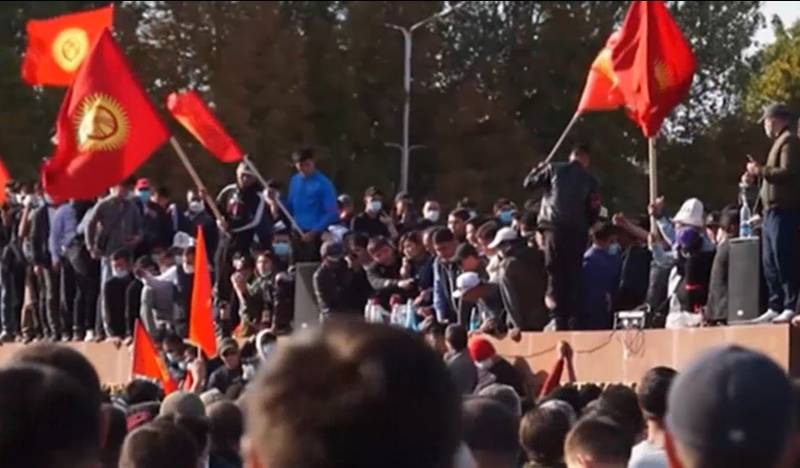 Киргизия: поиск новых форм организации государства геополитика