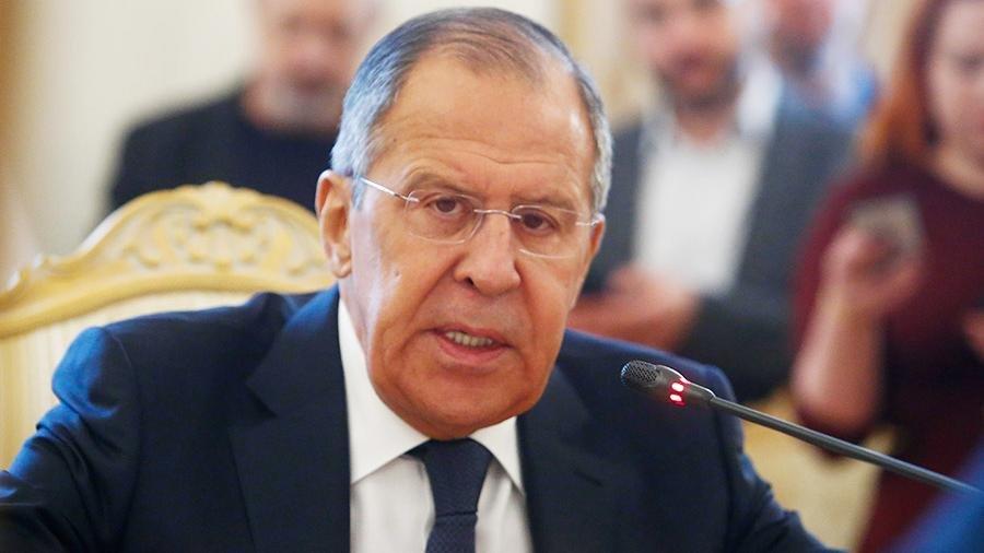 Лавров лаконично высказался о переходе Казахстана на латиницу