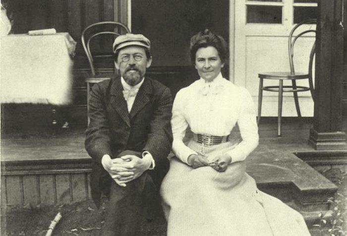 Жениться Чехов не хотел