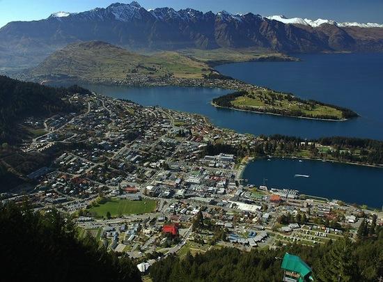 100 фактов о Новой Зеландии …