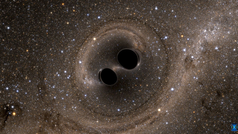 Обнаружены гравитационные волны