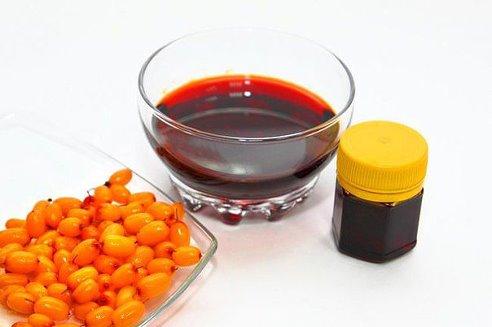 Способы приготовления облепихового масла