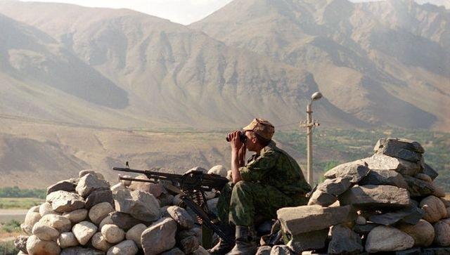 Подвиг 12-й погранзаставы на таджикско-афганской границе война и мир