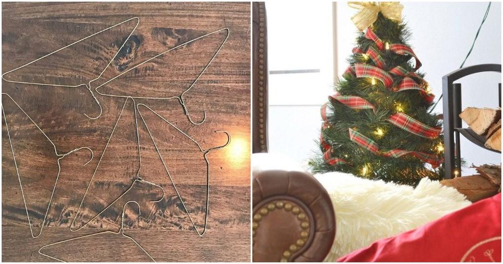 Новогодняя елка с секретом — пушистая красавица без лишних затрат
