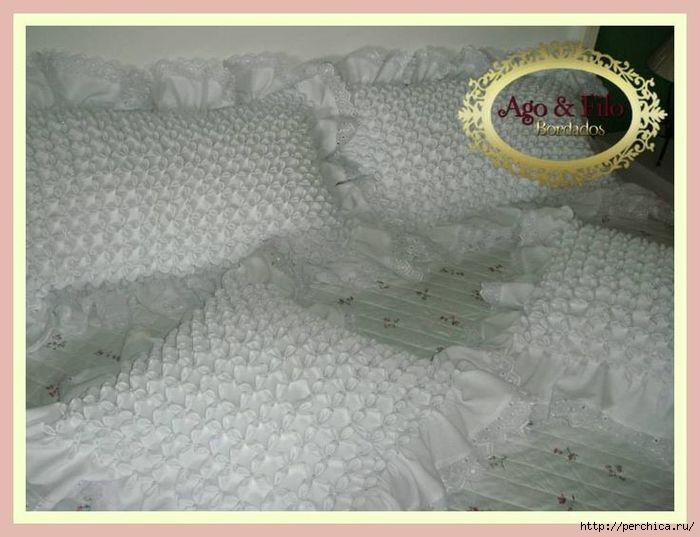 Подушки с буфами - схемы и МК