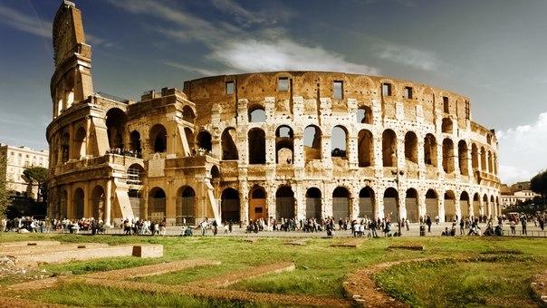 Легенды о Колизее